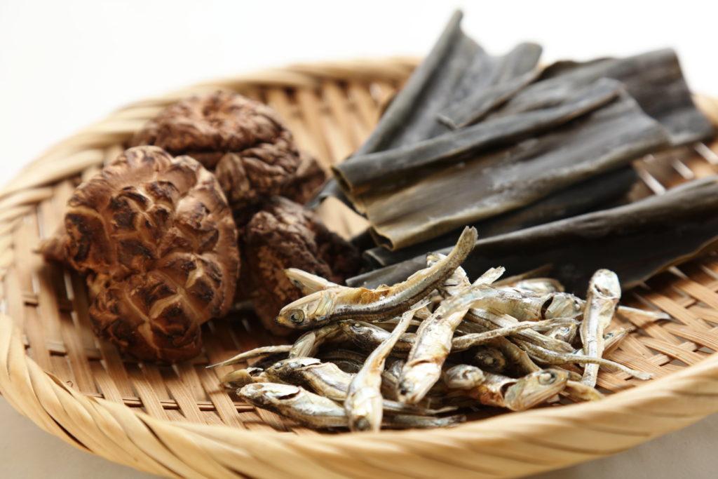 dashi ingredients